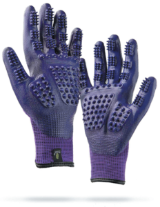 HandsOn All-In-One Bathing & Grooming Gloves