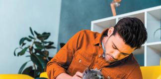 Cat-loving men can get dates, too.